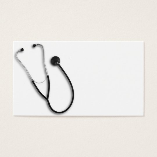 Physicians/Doctors Business Card