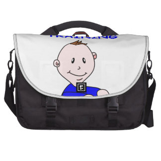 PHYSICIST baby Laptop Messenger Bag