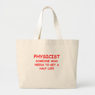 physicist canvas bags