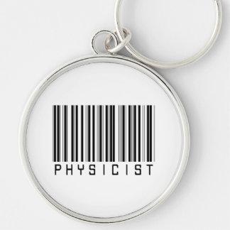 Physicist Bar Code Keychains