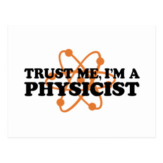 Physicist Post Cards