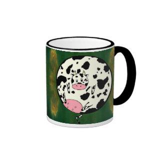 Physicists Cow Coffee Mug