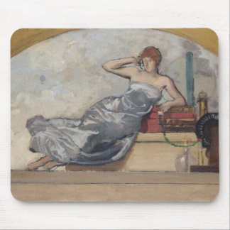 Physics, 1889 mouse mat