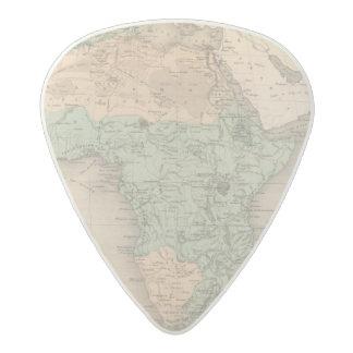 Physics Africa Acetal Guitar Pick