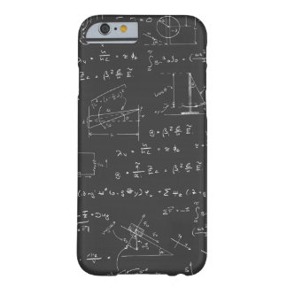 Physics diagrams and formulas barely there iPhone 6 case