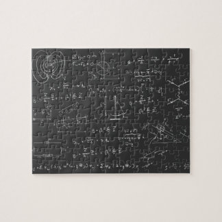 Physics diagrams and formulas jigsaw puzzle