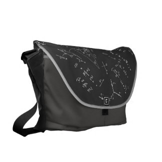 Physics diagrams and formulas commuter bags