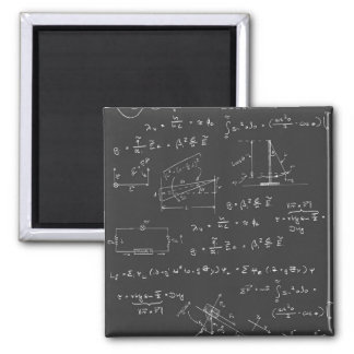 Physics diagrams and formulas square magnet