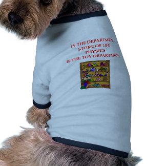 PHYSICS DOG CLOTHING