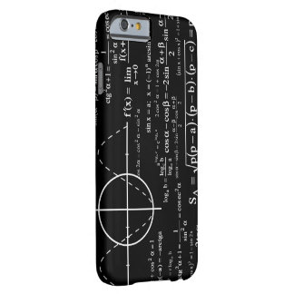 Physics Gift Ideas for Physicists Barely There iPhone 6 Case