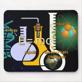 Physics is Cool Mouse Pad