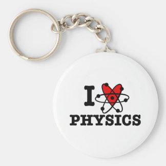 Physics Key Chains