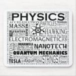 Physics Mousepad