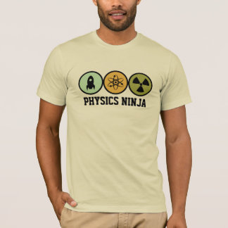 Physics Ninja T-shirt