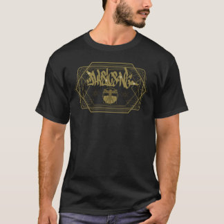 Physics One Tag - Sacred Geometry - Black T-Shirt