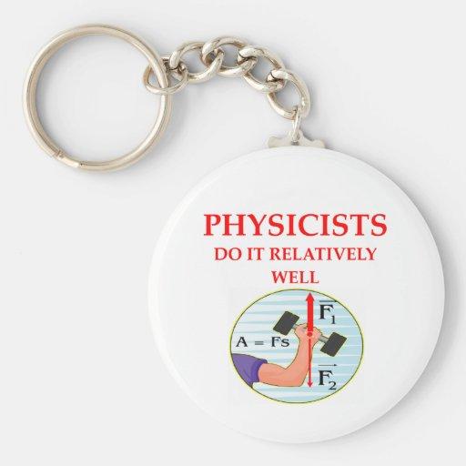physics question key chains