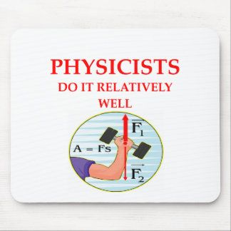 physics question mouse mat