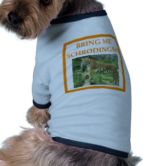 PHYSICS RINGER DOG SHIRT