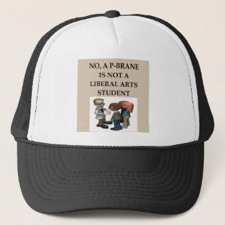 PHYSICS string theory Trucker Hat