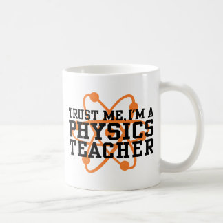 Physics Teacher Coffee Mug