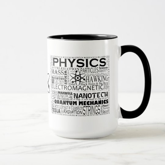 Physics with an Atom Mug
