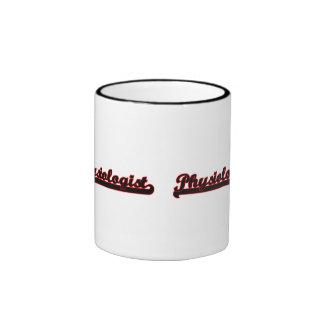Physiologist Classic Job Design Ringer Coffee Mug