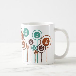 Physiology Daisies Coffee Mug