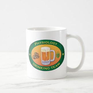 Physiology Drinking Team Coffee Mugs