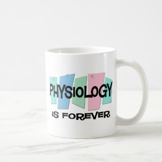 Physiology Is Forever Mugs