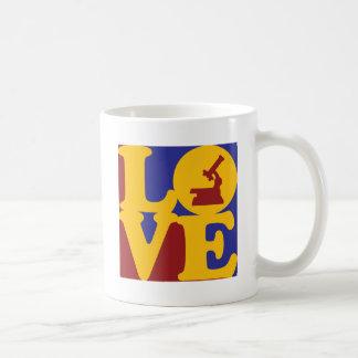 Physiology Love Basic White Mug