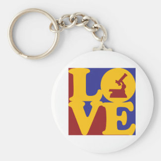 Physiology Love Key Chain
