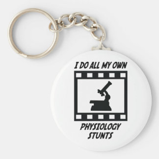 Physiology Stunts Key Chain