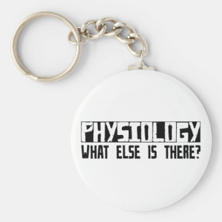 Physiology What Else Is There? Key Chains