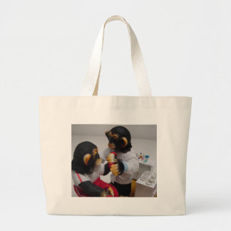 Physiotherapist Large Tote Bag