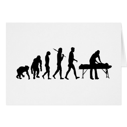 physiotherapy Sports medicine gifts Greeting Cards