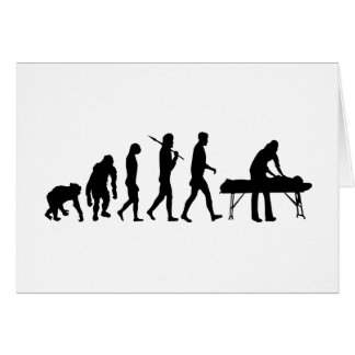 physiotherapy Sports medicine gifts Greeting Card
