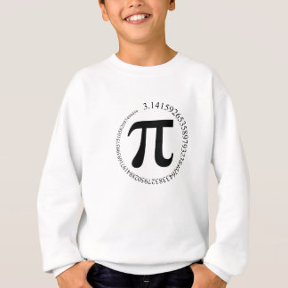 Pi (π) Day Sweatshirt