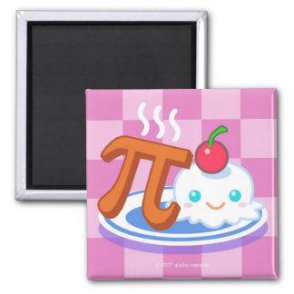 PI Ala Mode Square Magnet