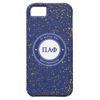 Pi Alpha Phi   Badge iPhone 5 Case