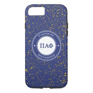 Pi Alpha Phi | Badge iPhone 8/7 Case