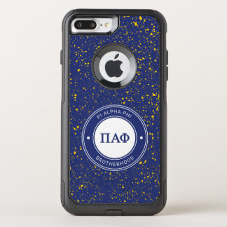 Pi Alpha Phi | Badge OtterBox Commuter iPhone 7 Plus Case