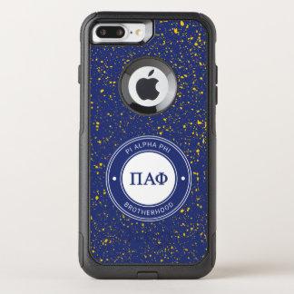 Pi Alpha Phi | Badge OtterBox Commuter iPhone 8 Plus/7 Plus Case