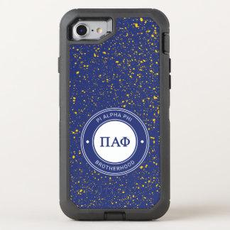 Pi Alpha Phi | Badge OtterBox Defender iPhone 8/7 Case