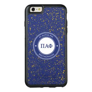 Pi Alpha Phi   Badge OtterBox iPhone 6/6s Plus Case