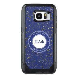 Pi Alpha Phi   Badge OtterBox Samsung Galaxy S7 Edge Case