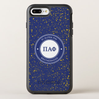 Pi Alpha Phi | Badge OtterBox Symmetry iPhone 7 Plus Case
