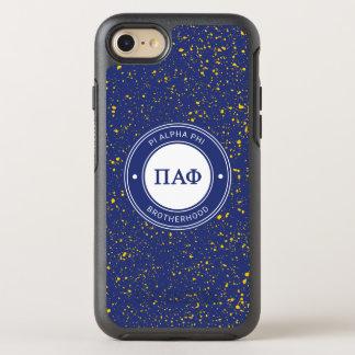 Pi Alpha Phi | Badge OtterBox Symmetry iPhone 8/7 Case