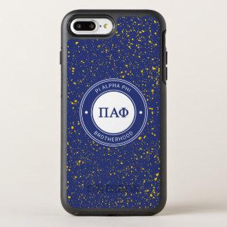 Pi Alpha Phi | Badge OtterBox Symmetry iPhone 8 Plus/7 Plus Case