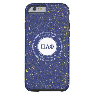 Pi Alpha Phi | Badge Tough iPhone 6 Case