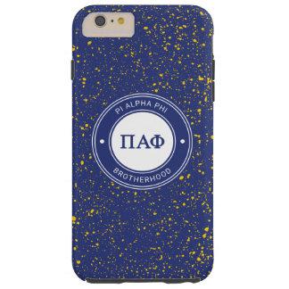Pi Alpha Phi   Badge Tough iPhone 6 Plus Case